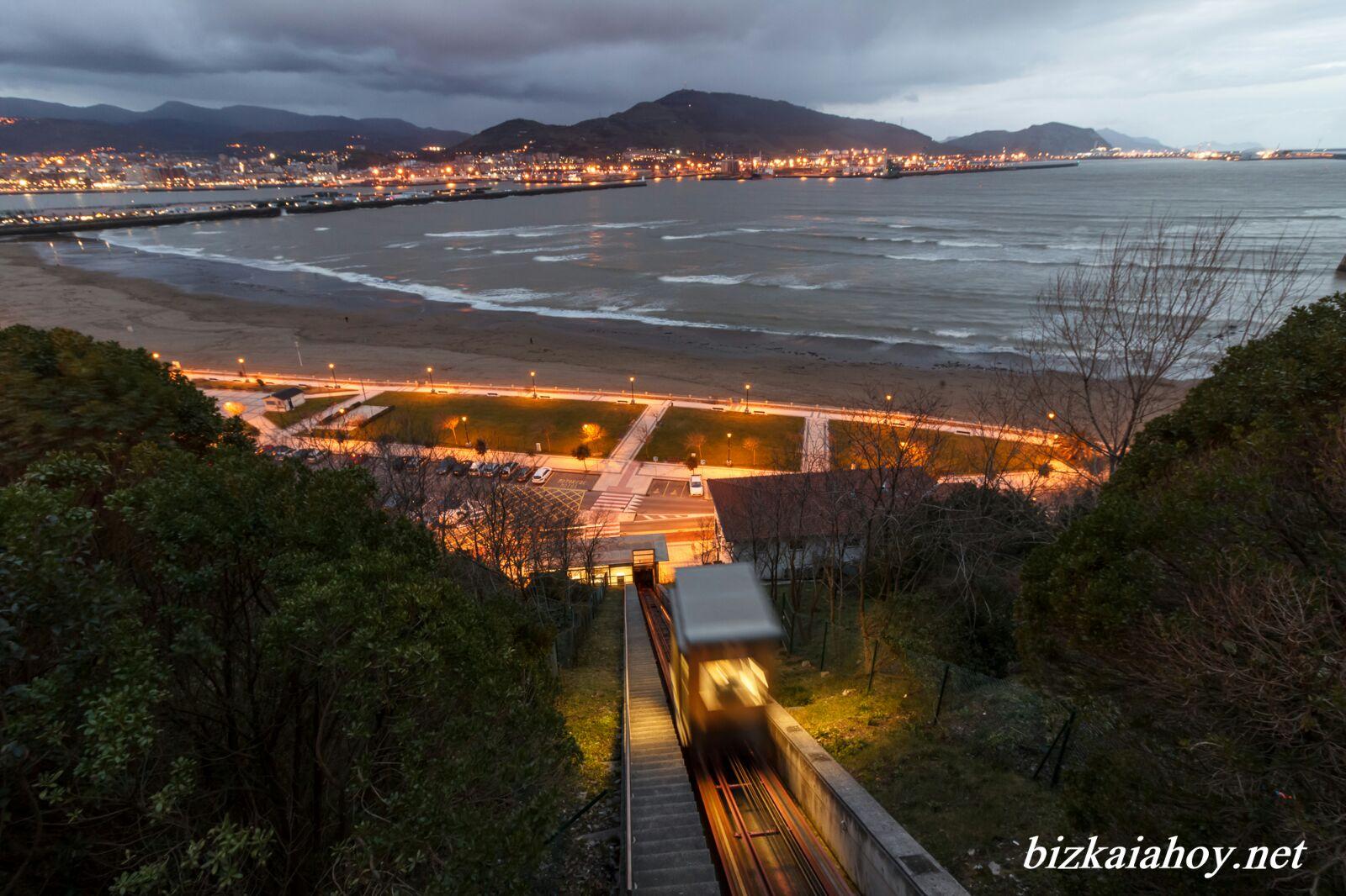 Bilbao desde Funicular