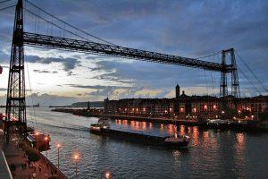 Puente Colgante de Portugalete, patrimonio de la Humanidad
