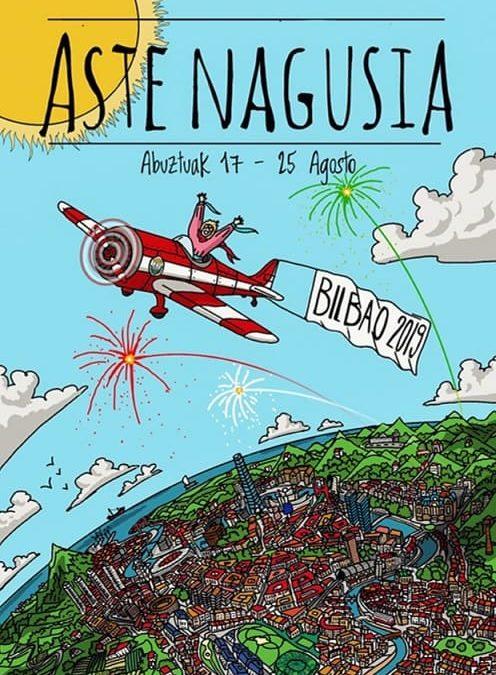 Aste Nagusia Bilbao Programa de Fiestas Semana Grande【2019】