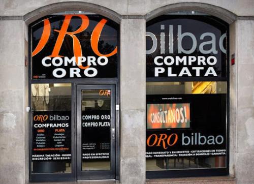 Oro Bilbao, Casco Viejo