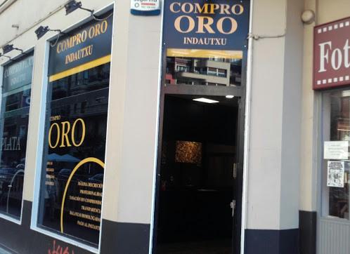 Vender Oro en Bilbao