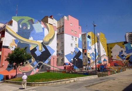 Un tour de Grafitti Lover por el arte callejero de Bilbao