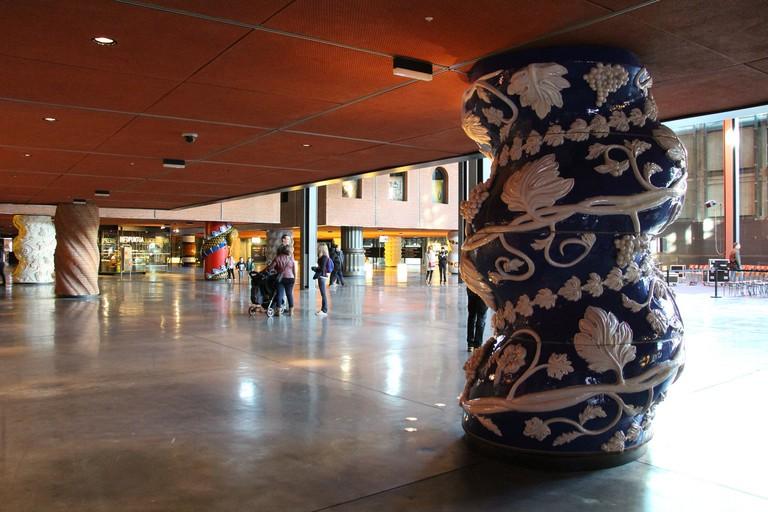 Azkuna Zentroa, Bilbao, España