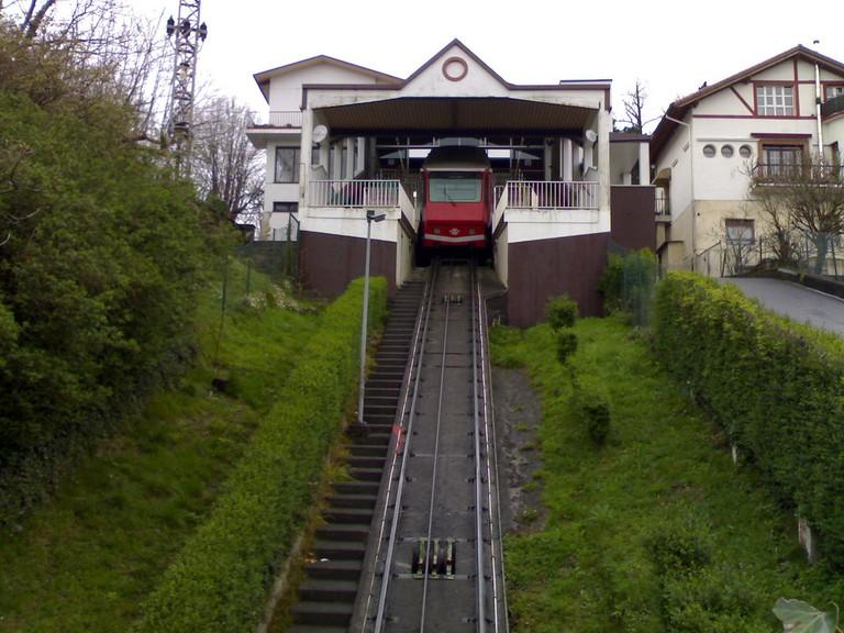 Funicular Artxanda, Bilbao | ©Miguel Fernandes / Flickr