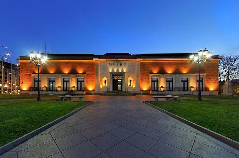 Museo Bellas Artes Bilbao, España