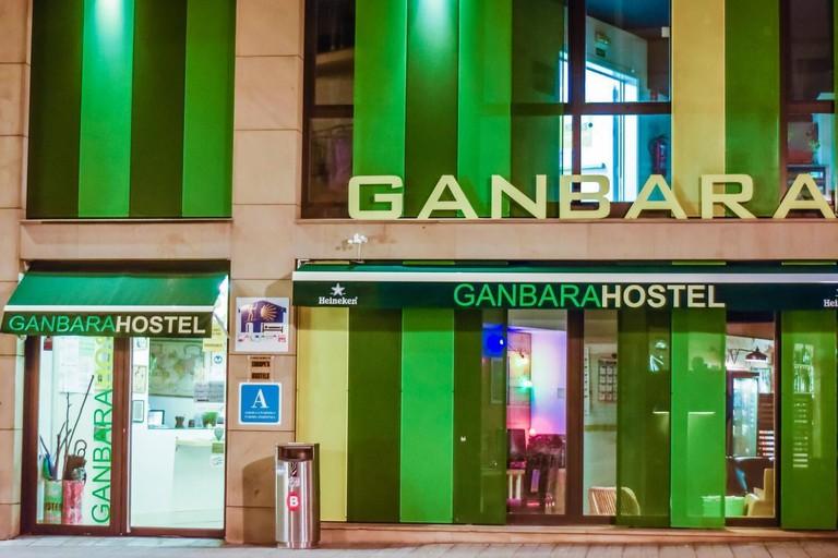 Ganbara Hostal