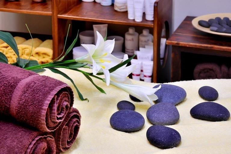 flores de spa